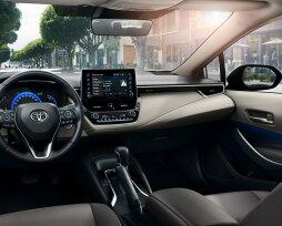 Оплетка руля Toyota Corolla