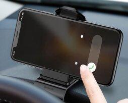 Как сделать держатель для телефона в машину своими руками на панель