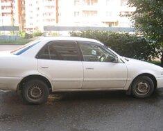 Отзыв об автомобиле Toyota Corolla