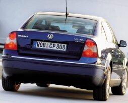 Замок багажника VW Passat B5