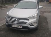 Hyundai Santa Fe 2015 год(а) 52300 км пробега