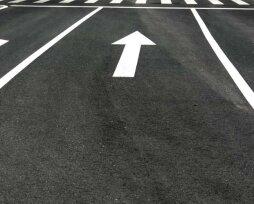 Закон о несоблюдении требований, предписанных дорожными знаками или разметкой