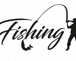 Популярные рыбацкие наклейки на авто