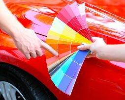 Как узнать номер краски по ВИН-коду для автомобиля «Фольксваген»