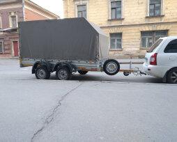Как оформить прицеп без документов для легкового автомобиля в ГИБДД