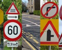 Чем грозит неисполнение водителем требований дорожных знаков или разметки