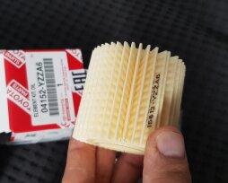Масляный фильтр «Тойоты Короллы»: назначение, типы фильтров, виды масла, как подобрать фильтр и как заменить масло