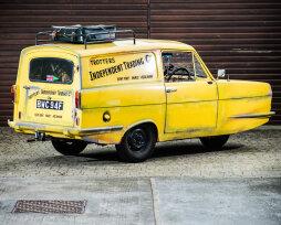 Автомобильная марка Reliant: что значит эмблема, история