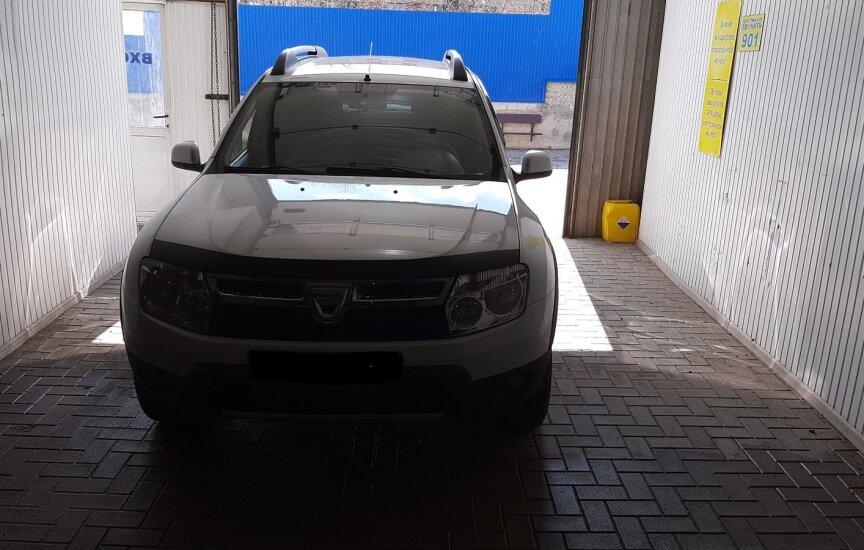 Отзыв о автомобиле Dacia Duster