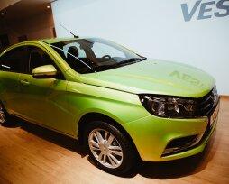 Есть ли будущее у электромобиля Lada Vesta EV
