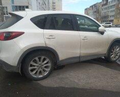 Опыт эксплуатации Mazda CX-5: автомобиль для всей семьи