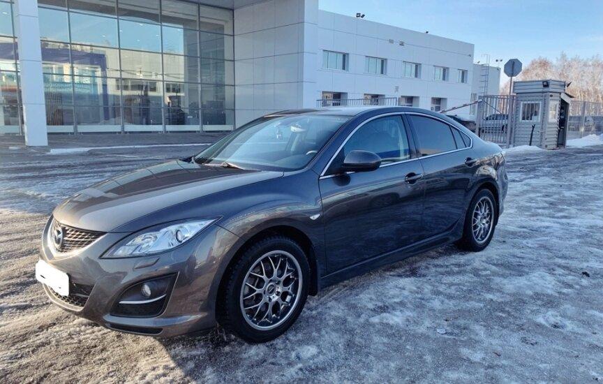 Отзывы владельцев на Mazda 6 2010 года