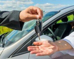Как происходит перерегистрация автомобиля на нового владельца без смены номеров