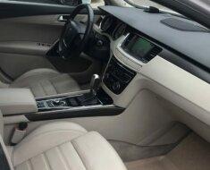 Peugeot 508 2012 года: оптимальное сочетание «цена-качество-комфорт-эмоции»
