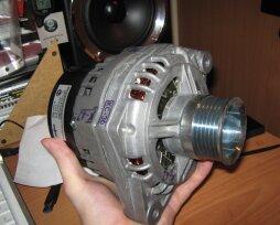 Как поменять генератор на «Приоре» своими руками