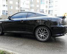 Hyundai Coupe II — отзыв