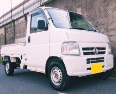 Мой самый лучший автомобиль Honda Acty Truck!
