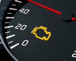 Значок «Чек» в машине: как выглядит, что означает и когда загорается