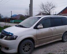 Отзыв о Mazda MPV