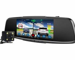 Какой видеорегистратор с камерой заднего вида лучше купить — рейтинг популярных моделей и отзывы пользователей