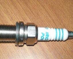 Срок эксплуатации и проверка иридиевых свечей зажигания на авто