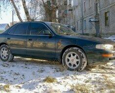 Тойота Камри 1992 — машина-огонь даже сегодня!