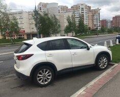 Отзыв о Mazda CX5