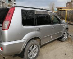 Nissan X-trail — комфортный, вместительный и маневренный авто