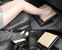 Лучшие подставки для ног в машину