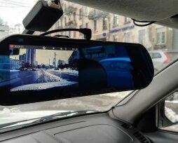 Рейтинг зеркал с камерой заднего вида по отзывам покупателей