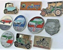 Как выглядели и что означали знаки советских автомобилей