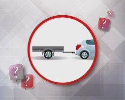 Какая категория нужна на прицеп для легкового автомобиля в России