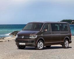 Отзывы о «Каравелле» с коробкой-робот: вся правда об автомобиле Volkswagen Caravelle