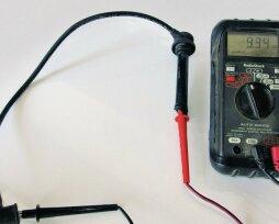 Проверка проводов свечей зажигания мультиметром, тестером, на пробой