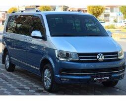 Что представляет собой «Фольксваген Каравелла» с коробкой DSG: стоит ли покупать Volkswagen Caravelle