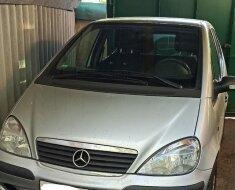 Mercedes-Benz A 170 — добротный семейный автомобиль
