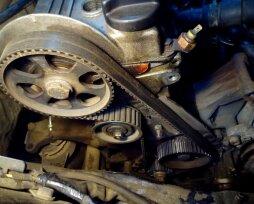 Способы замены ремня ГРМ на Volkswagen Passat