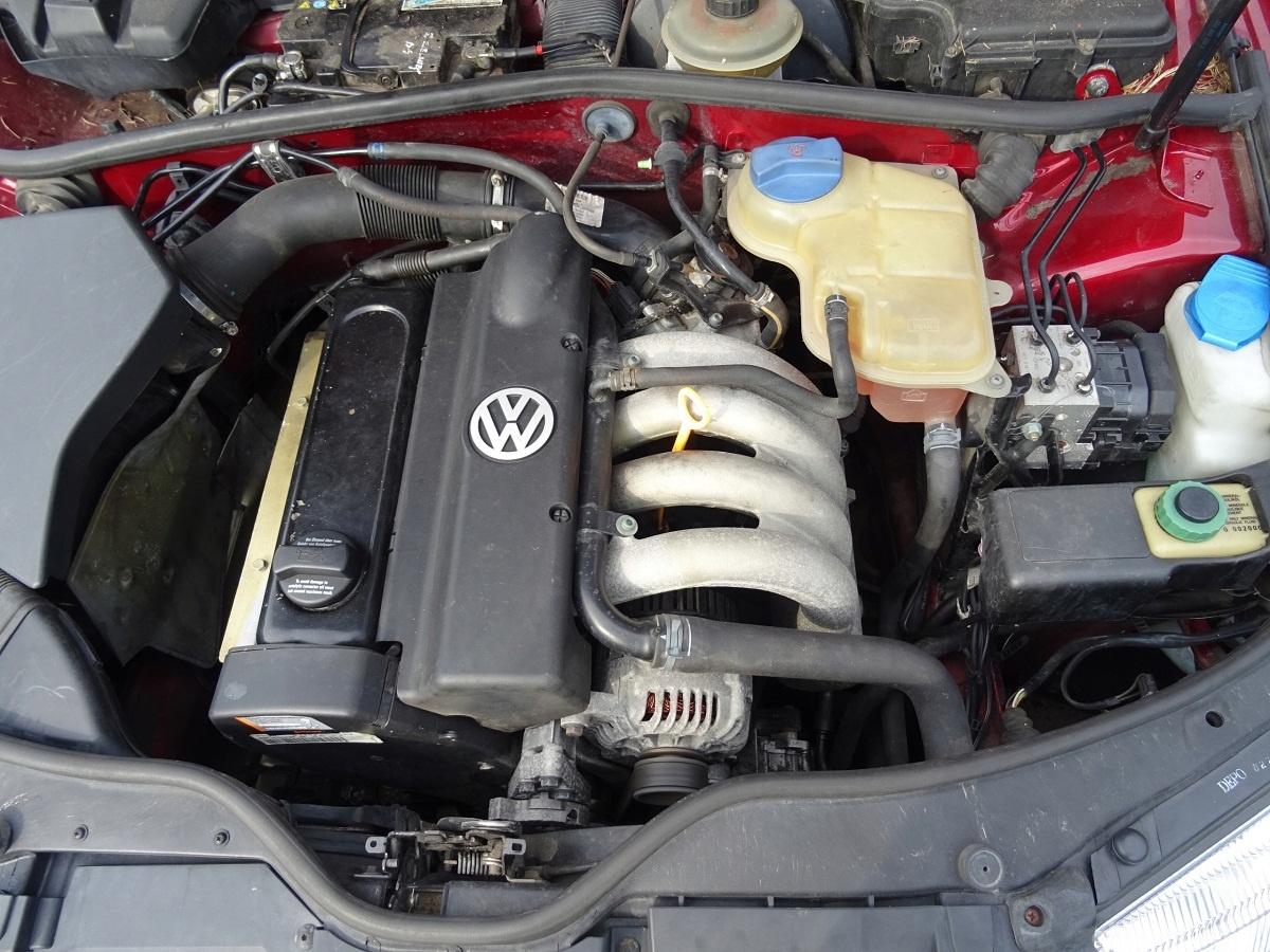 Volkswagen Passat B5 двигатель