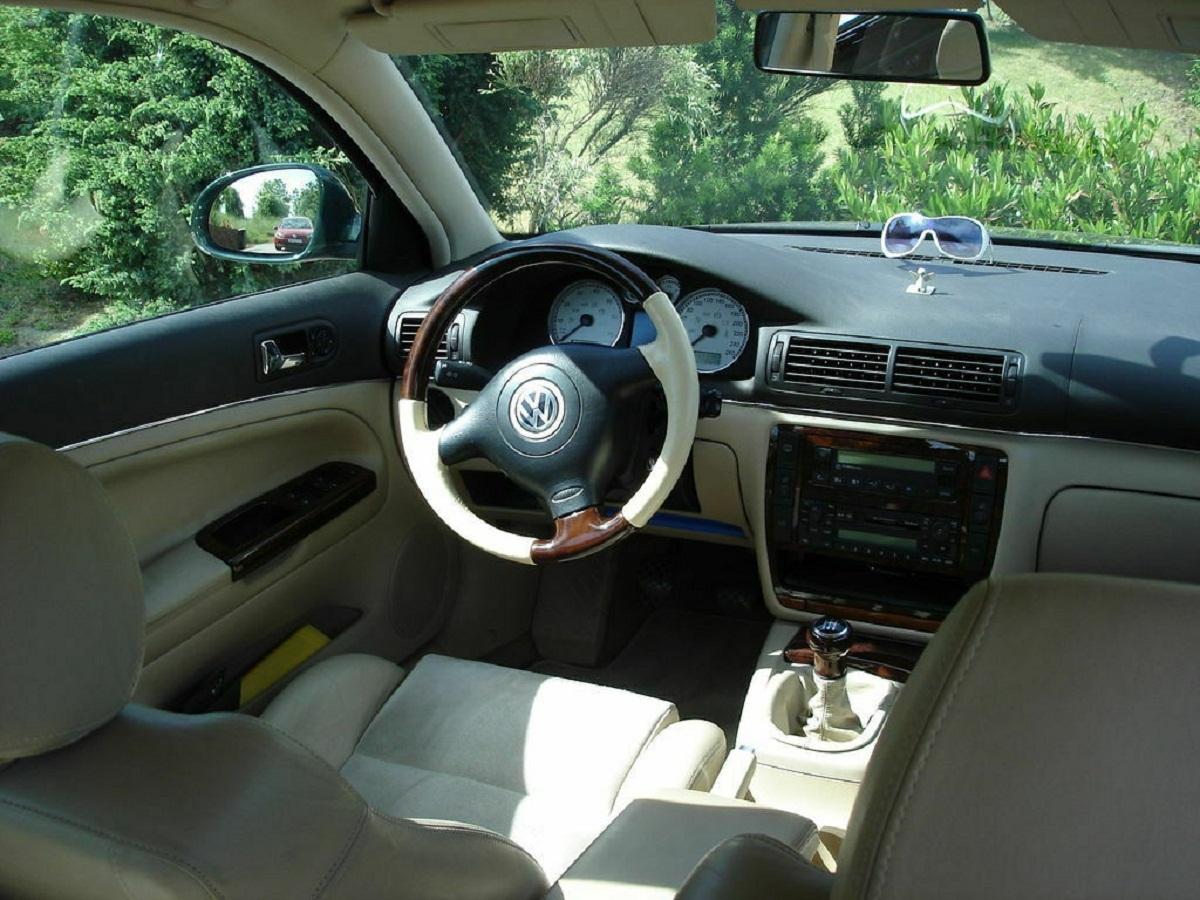 Салон VW Passat B3