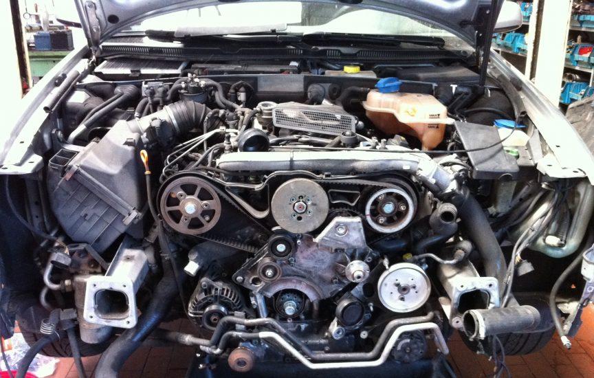 Двигатель Пассата Б3