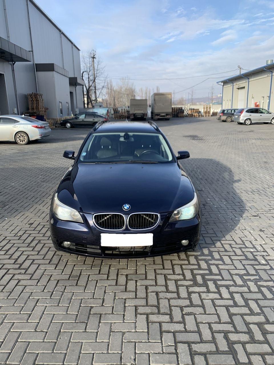 BMW 5 series (универсал), 2005 г.в. — отличная, надежная машина