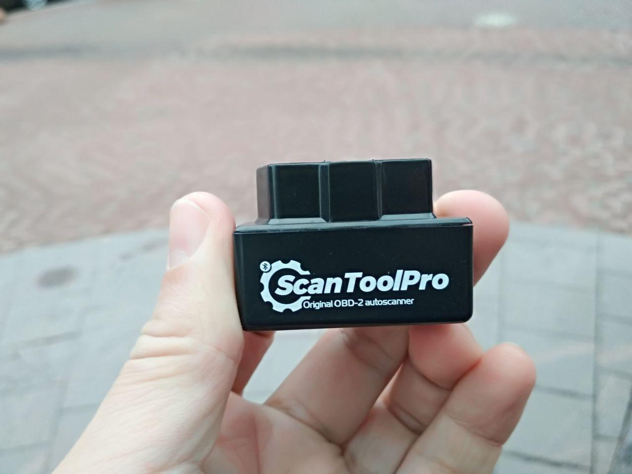 Scan Tool Pro
