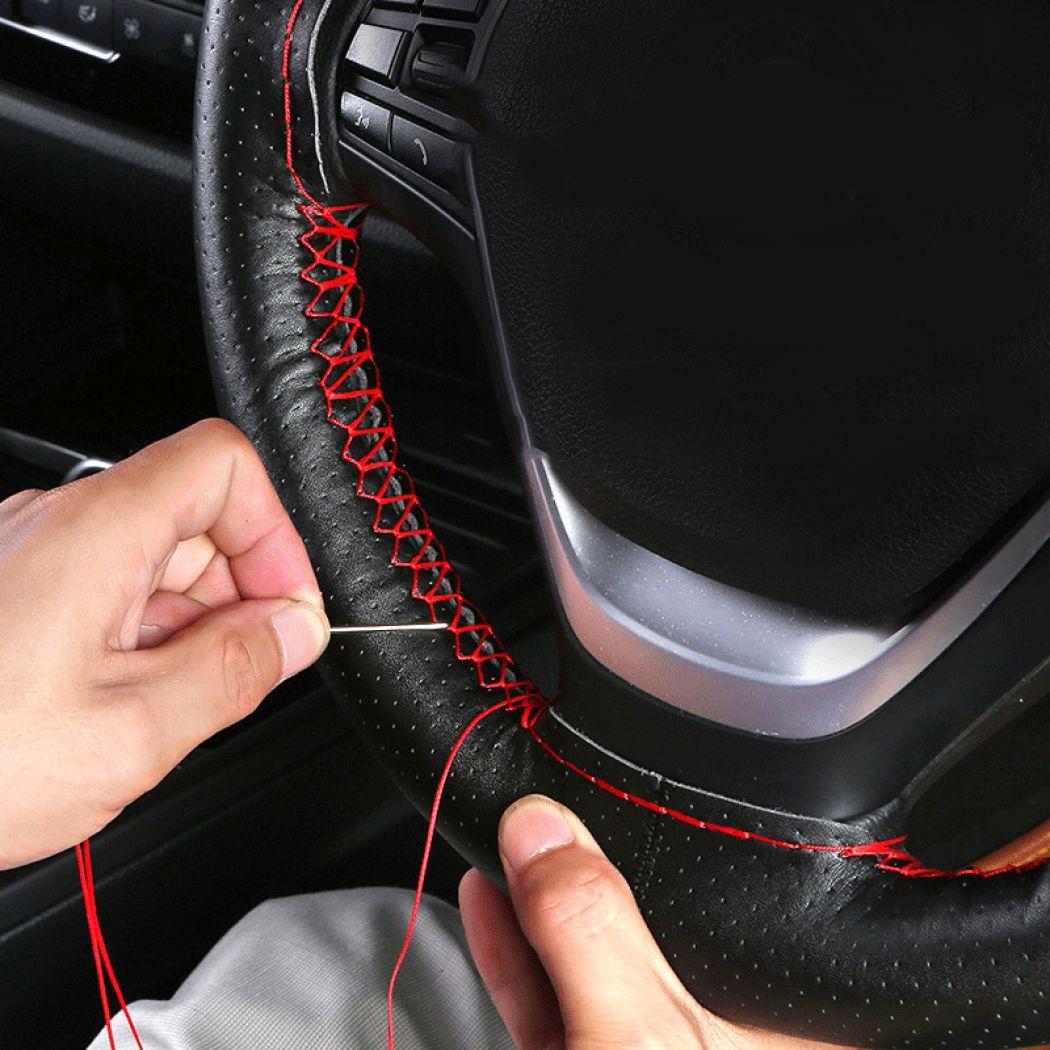 Как самостоятельно надеть оплетку и чехол на руль