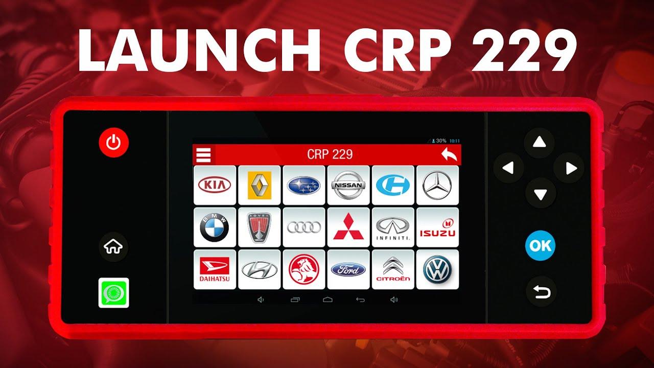 Launch CRP229
