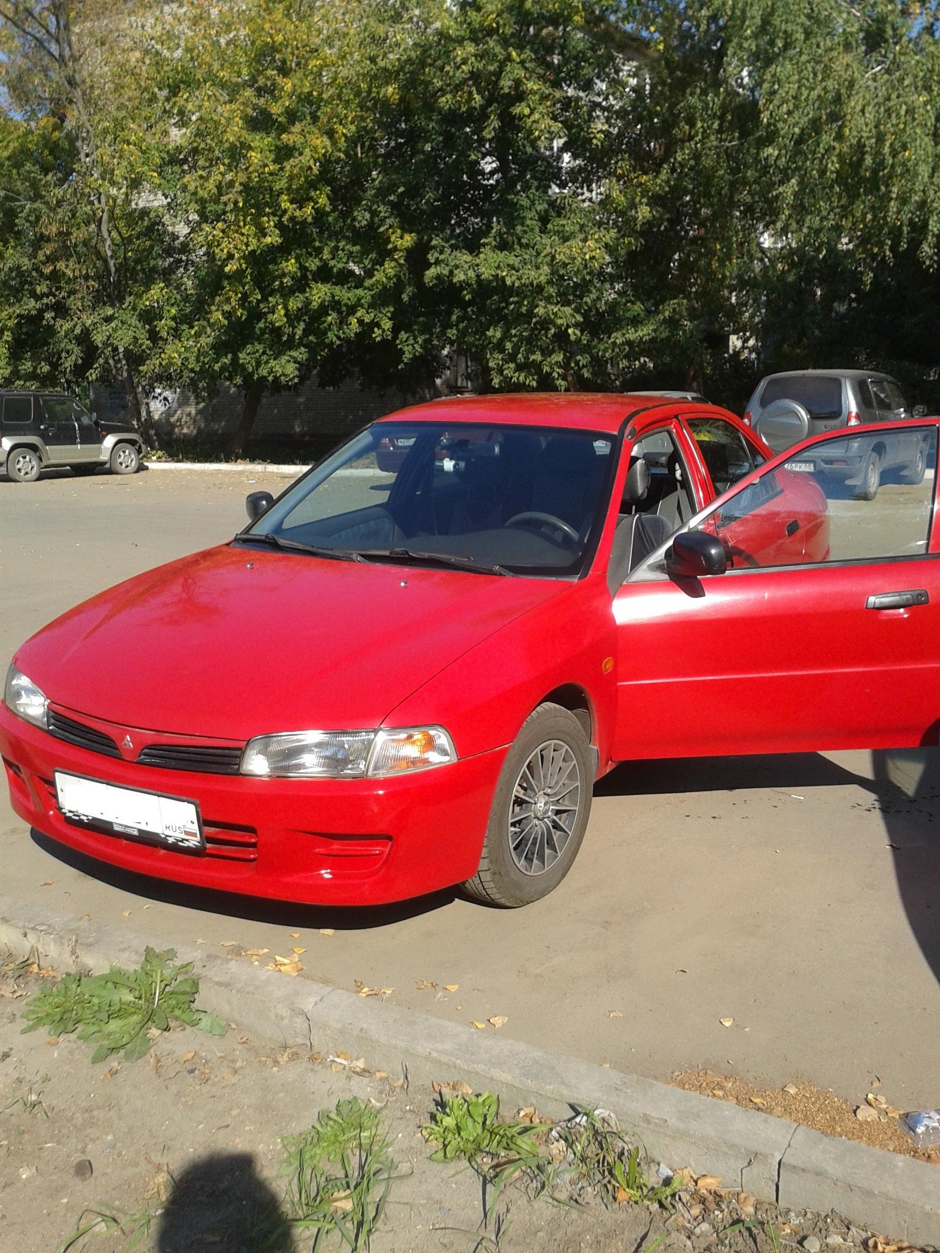 Отзыв о Mitsubishi Lancer, 1997 г.в.