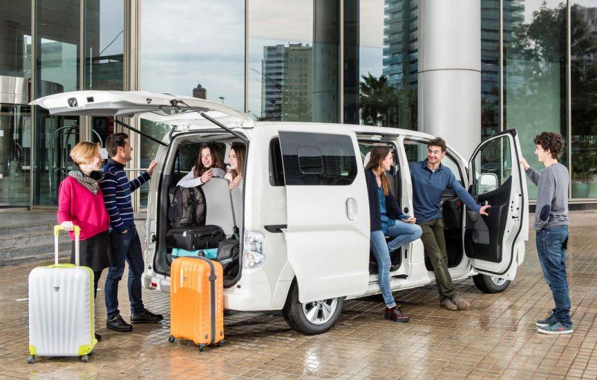 перевозка пассажиров и багажа в такси