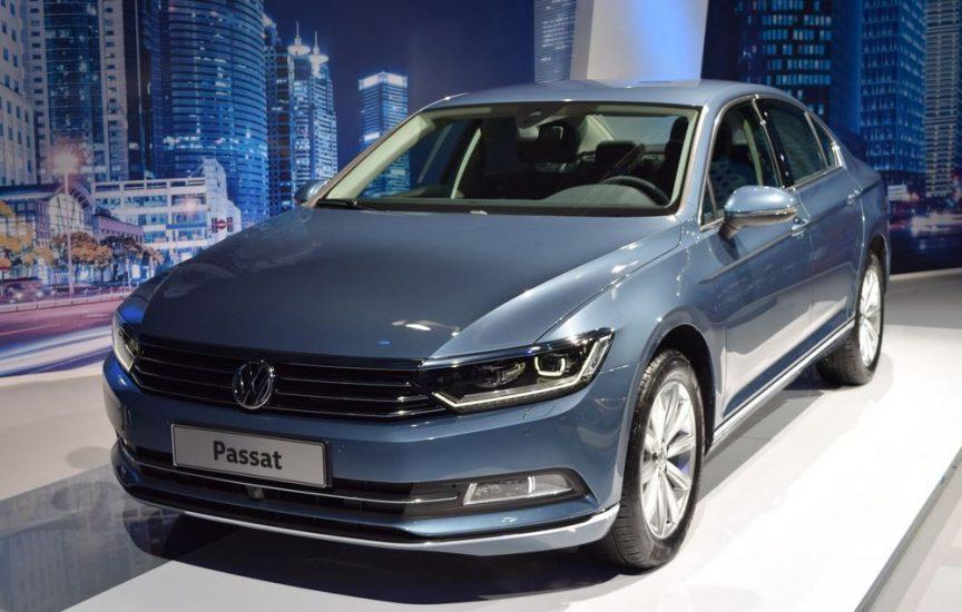 Новая модель Volkswagen Passat