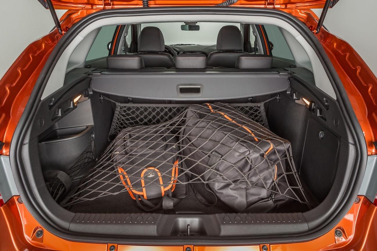Органайзер и сетка в багажник Лады Весты СВ