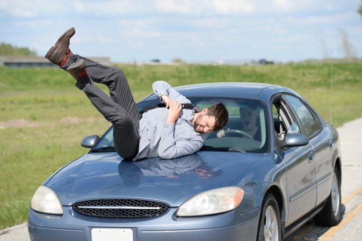 Ответственность водителя за причинение легкого или средней тяжести вреда здоровью потерпевшему в результате нарушений ПДД