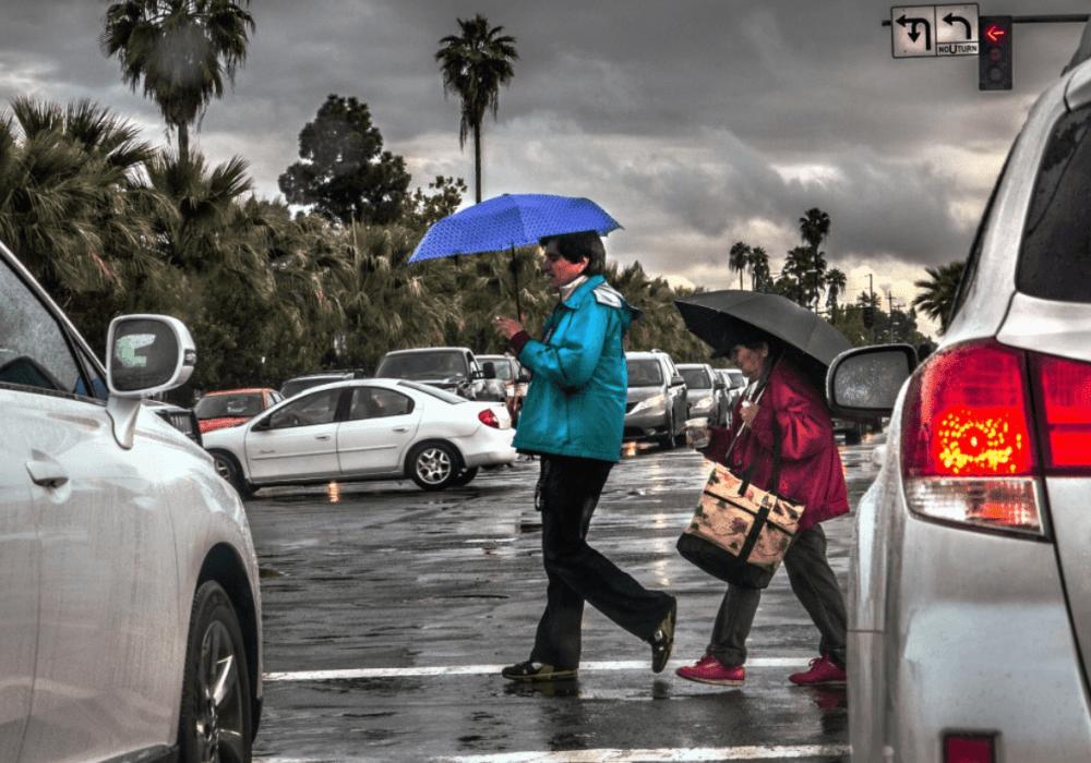 Ответственность за непредоставление преимущества в движении пешеходам